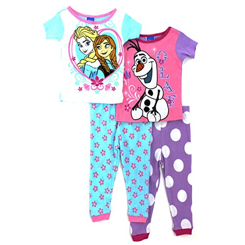 Frozen Elsa Toddler Cotton Pajamas