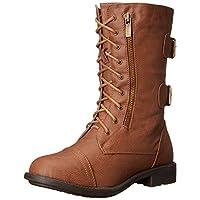 Top Moda Women Pack-72 boots Tan 9