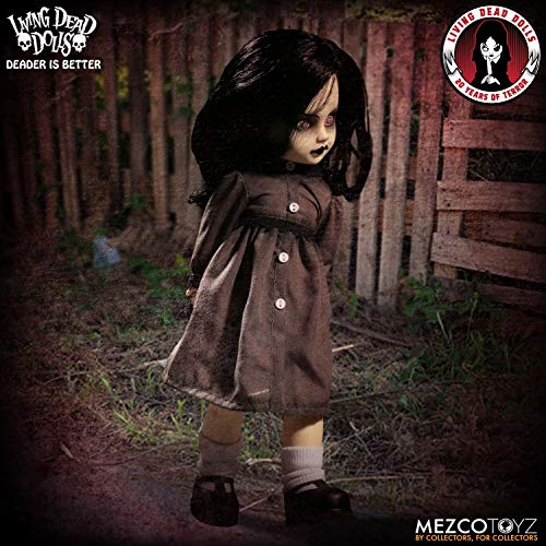 Living Dead Dolls Series 35 20th Anniversary Series Eve Mezco Toyz