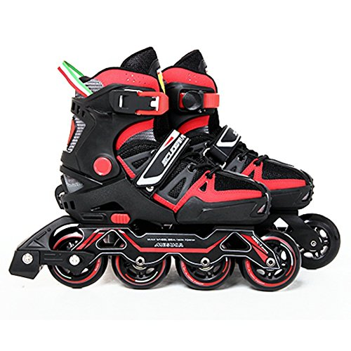 Ferrari Adjustable Inline Skate Roller Skating Black Size M