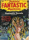 img - for FAMOUS FANTASTIC MYSTERIES: August, Aug. 1941 (