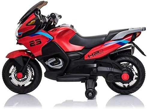 ATAA Moto électrique Eolos 12v - Rouge