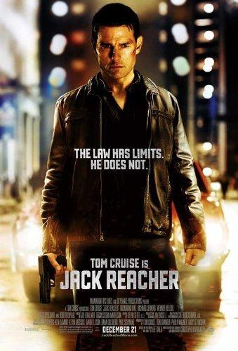 Jack Reacher Poster ( 27 x 40 - 69cm x 102cm ) (2012)