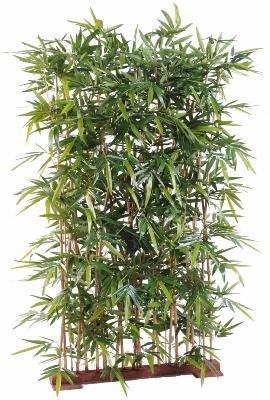 Siepe Di Bambu Prezzo.Siepe Artificiale Bambu New Siepe Interno H 150 Cm Base
