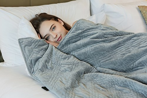 removable duvet covers for weighted blanket inner layer 48 39 39 x72 39 39 home garden linens bedding bedding. Black Bedroom Furniture Sets. Home Design Ideas