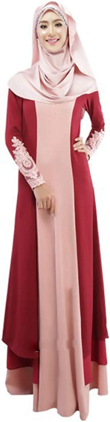Abaya Femme Musulmane Dubai Pas Cher Vintage Femmes Robe Longue Maxi Arabe Jilbab Musulman Islamique Muslim Kaftan Amazon Fr Vetements Et Accessoires