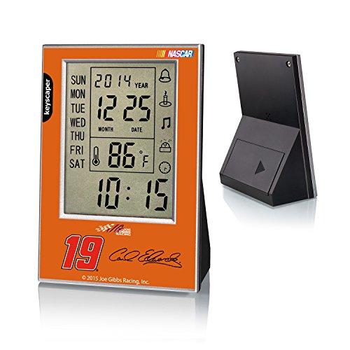 Carl Edwards Desk Clock Licensed by NASCAR