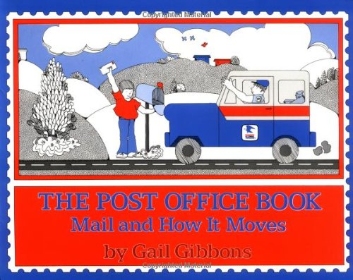The Post Office Book  Mail And How It Moves