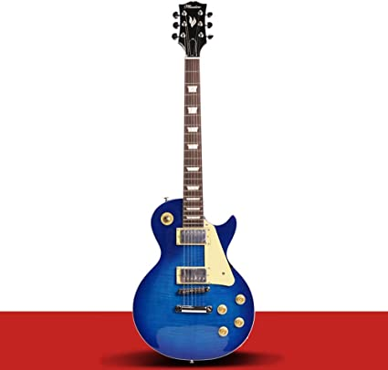 Miiliedy LP juego de guitarra eléctrica profesional para ...