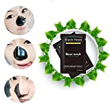 TONSEE 1PC Blackhead Remover Black Mud Deep Cleansing Purifying Peel Acne Face Mask