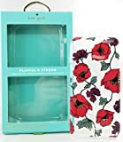 KATE SPADE I PHONE HARDSHELL CASE CLEAR RED DREAM FLORAL 6S+/7S+/8S+