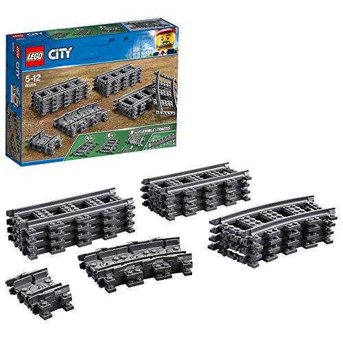 [해외] 레고 (LEGO) 시티 레일 세트 60205