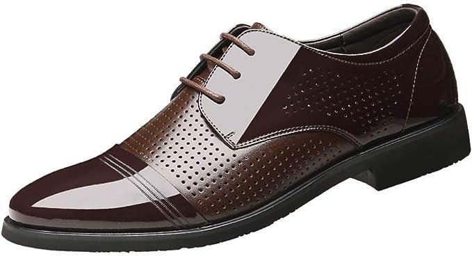 Herrenschuhe Halbschuhe Freizeitschuhe Business-Schuhe Lederschuhe Herren 38-48