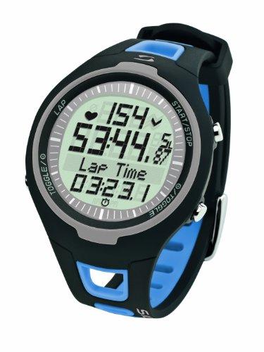 Sigma PC15.11 Moniteur de fréquence cardiaque (Bleu)