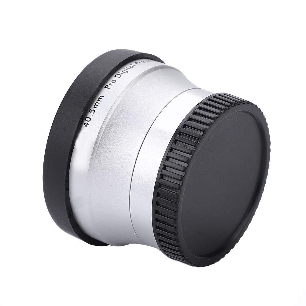 Applicable /à tous les calibres de lentilles dun diam/ètre de 40,5 mm Lobjectif grand angle 0.45X 40.5mm