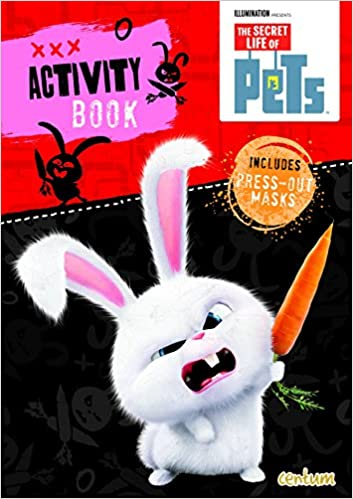 Stickers//Colouring//Sets//Kids//Gift//Pad//Activity Books THE SECRET LIFE OF PETS
