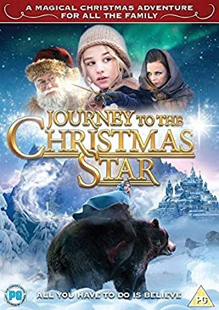 Journey To The Christmas Star.Journey To The Christmas Star Dvd Amazon Co Uk Nils Gaup