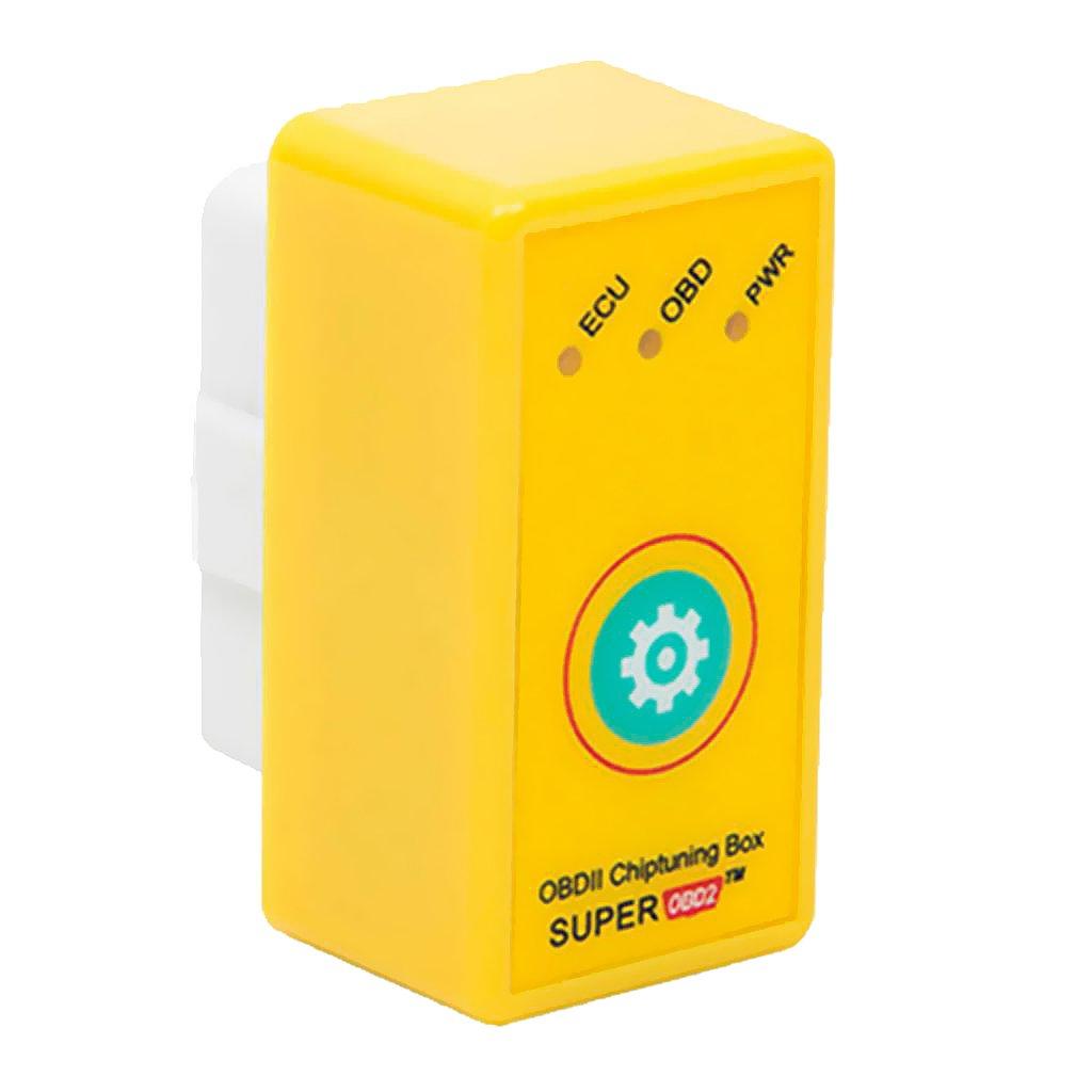 MonkeyJack Performance Chip Tuning Box OBD II for Benzine/Gas/Petrol Car Durable
