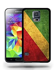 Congo National Vintage Flag Phone Case Cover Designs for Samsung Galaxy S5