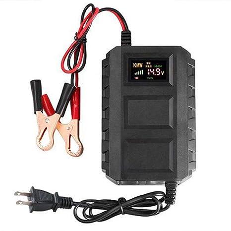 Cargador de batería Inteligente de 12V Cargador de batería ...