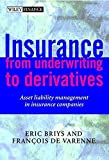 Insurance: From Underwriting to Derivatives : Asset Liability Management in Insurance Companies