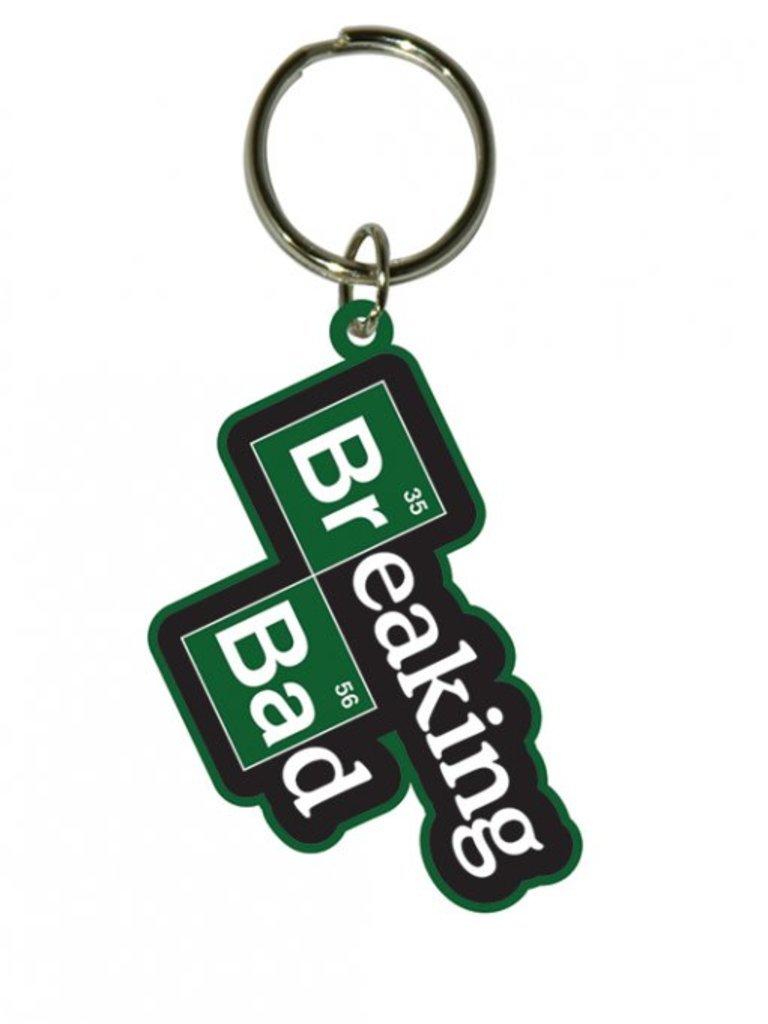 Breaking Bad - Logo - oficial de goma llavero: Amazon.es: Hogar