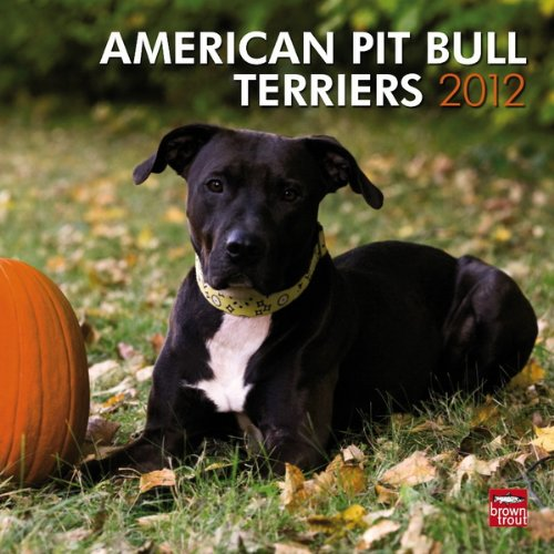 American Pit Bull Terriers 2012 Square 12X12 Wall Calendar (Multilingual Edition) ebook