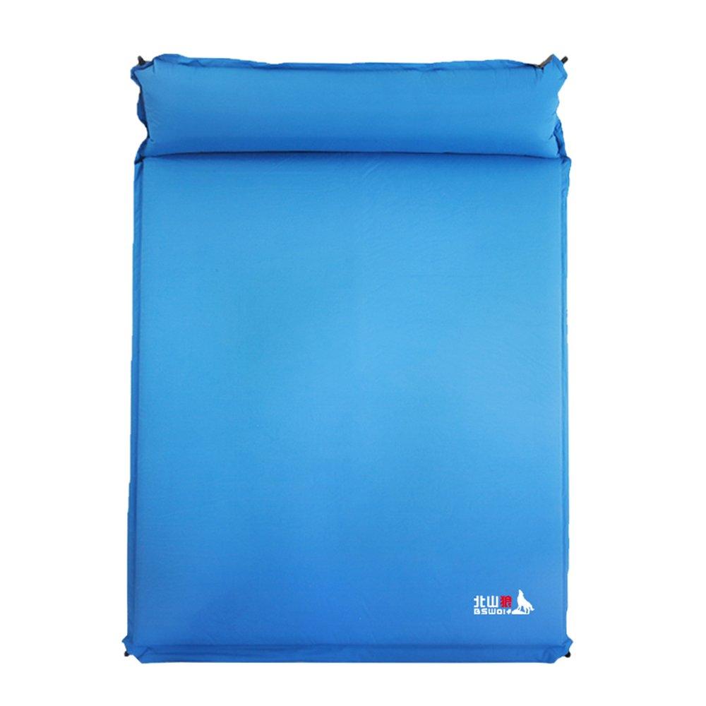 Matratze Camping Matte Tragbare Feuchtigkeit Pad Outdoor-Zelt Isomatte Automatische aufblasbare Kissen