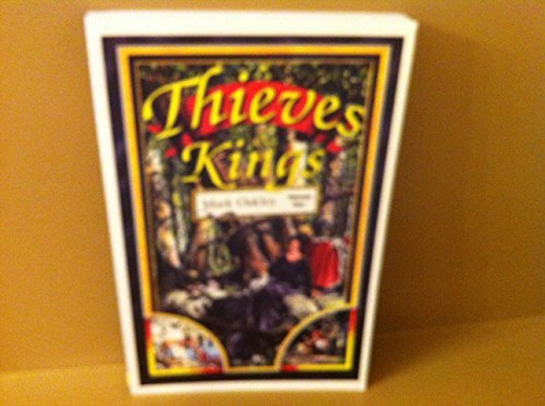 Thieves & Kings Volume Four, The Shadow Book by Mark Oakley - Online Oakley Shopping