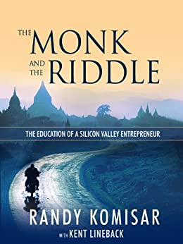 the monk plus typically the riddle