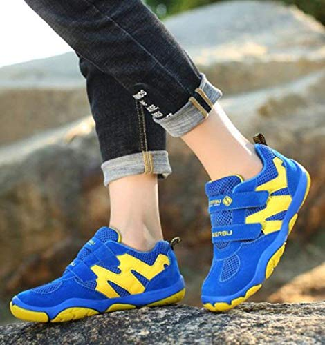 ONEYUAN Children Bear Golden State Kid Casual Lightweight Sport Shoes Sneakers Walking Athletic Shoes