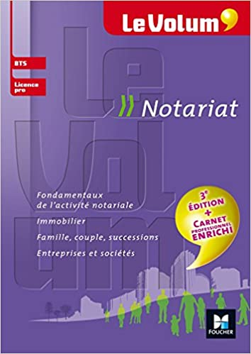 Le Volum' BTS Notariat - Nº9
