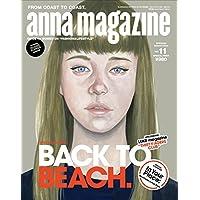 anna magazine 表紙画像