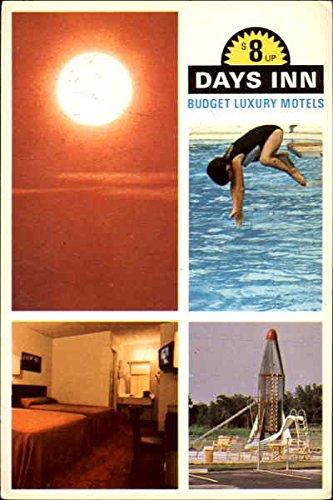 8-up-days-inn-p-o-box-156-st-augustine-florida-original-vintage-postcard