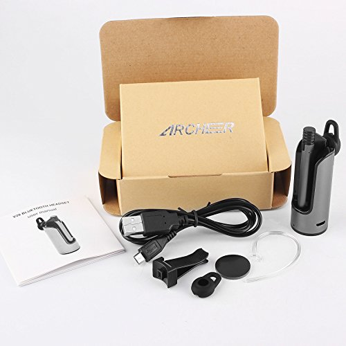 Bluetooth Headset With Charging Dock
