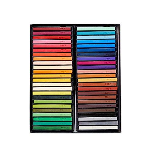 Prismacolor 27051 Premier NuPastel Firm Pastel Color Sticks, Box of 48 Color Sticks by Prismacolor (Image #1)