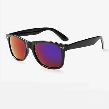 Tendencia unisex cl¨¢sica Dazzle color Gafas de sol retro gafas polarizadas gafas de