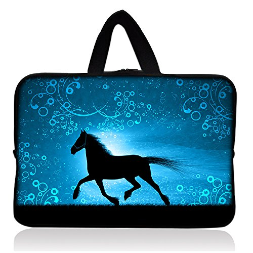 "Horse Fashion New 7"" Neoprene Tablet Sleeve Pouch Case Ba..."