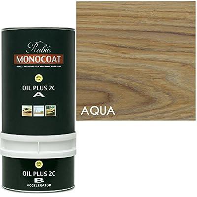 Rubio Monocoat Wood Stain Oil Plus 2C Aqua