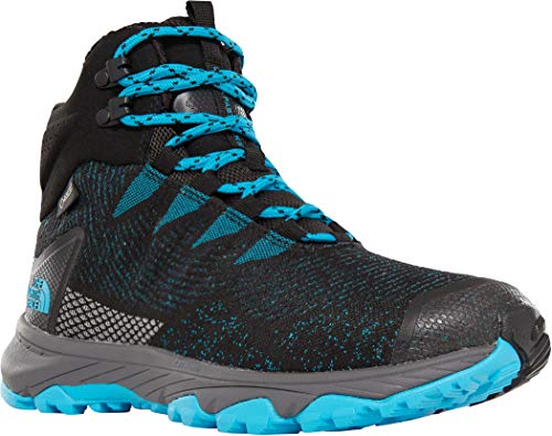 Ultra Woven III Shoes 2018 Women Black Mid NORTH Turquoise Fastpack FACE THE GTX 1F0Eqxfw