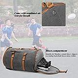 Amzbag Sport Backpack Duffel Bags Convertible Bag