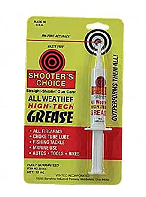Shooters Choice G10CC High Tech Synthetic High Tech Grease Firea