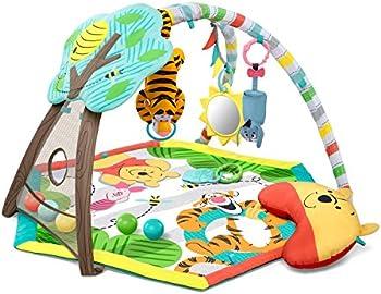 Bright Starts Disney Baby Winnie The Pooh Bee Activity Gym