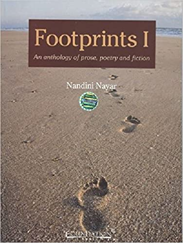 Buy Footprints 1 an Anthology of Prose, Poetery and Fiction