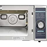 Appliances : Sharp R-21LCF Medium-Duty Commercial Microwave (Dial Timer, 1000-Watts, 120-Volts)