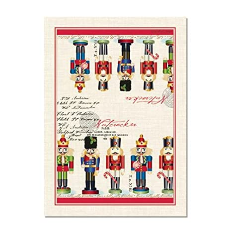 Ordinaire Michel Design Works Nutcracker Sweet Kitchen Towel