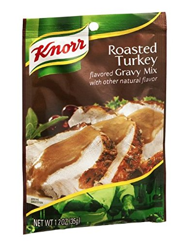 (Knorr - Roasted Turkey Gravy Mix (Pack of 6))