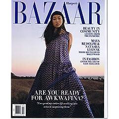 Harper's BAZAAR US 表紙画像