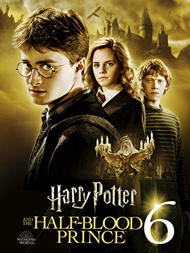 Harry Potter and the Half Blood Prince (Best Computer For Students Uk)