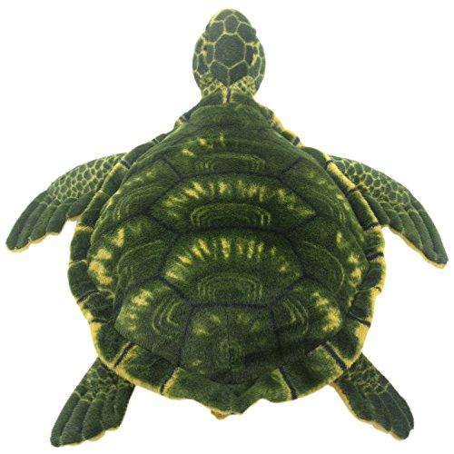 TAGLN Realistic Stuffed Animals Sea Turtle Soft Plush Toys Pillow for Children (20 Inch)